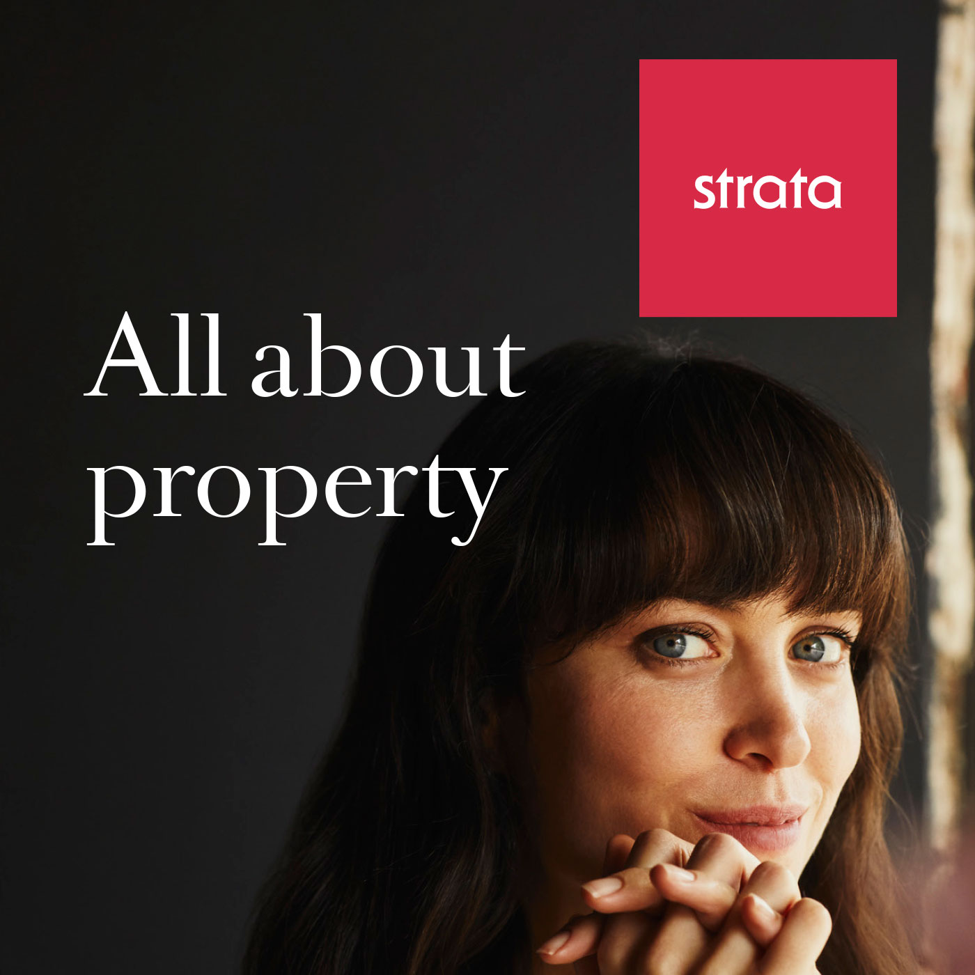 All About Property show art