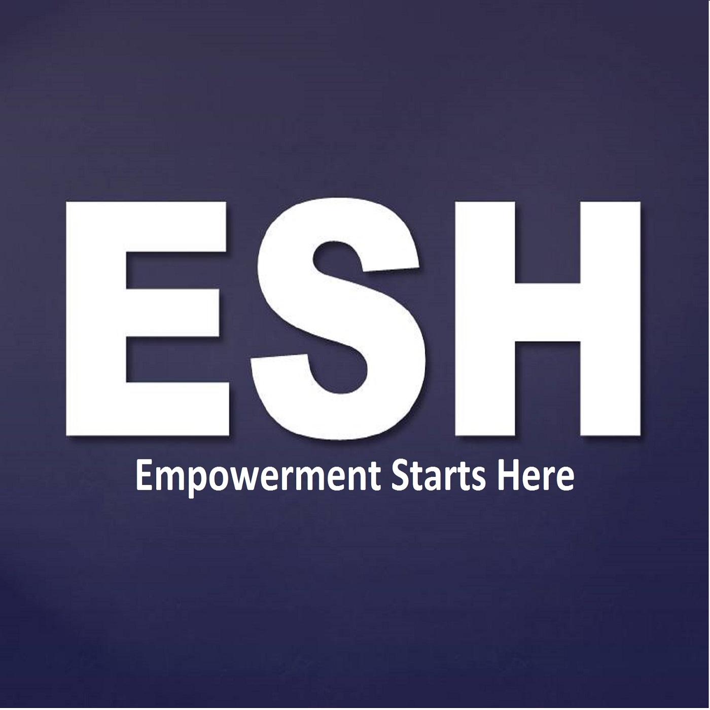 Empowerment Starts Here show art