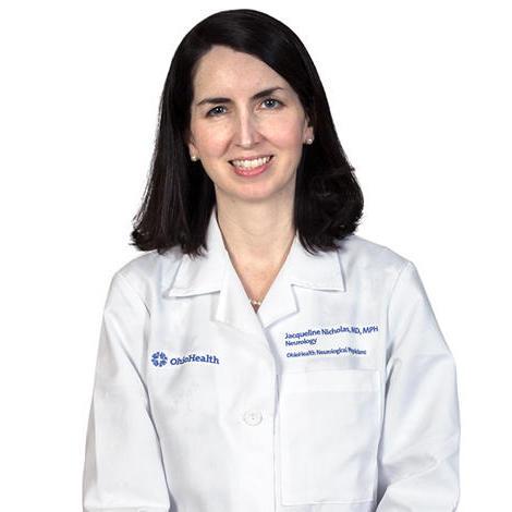 Dr. Jacqueline Nicholas