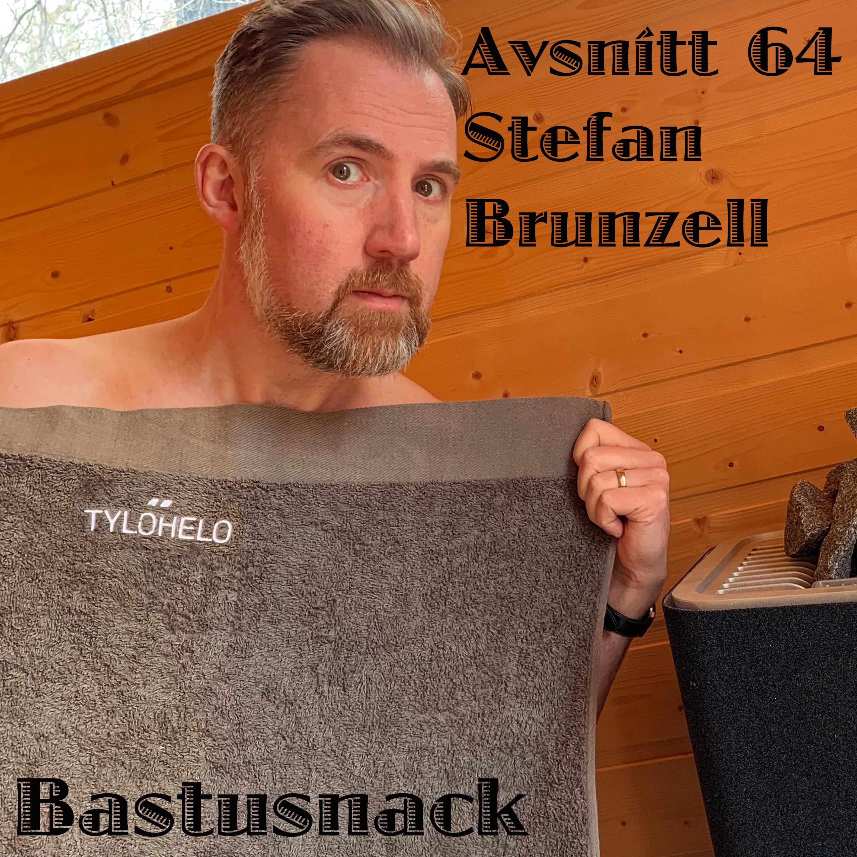 64 Stefan Brunzell