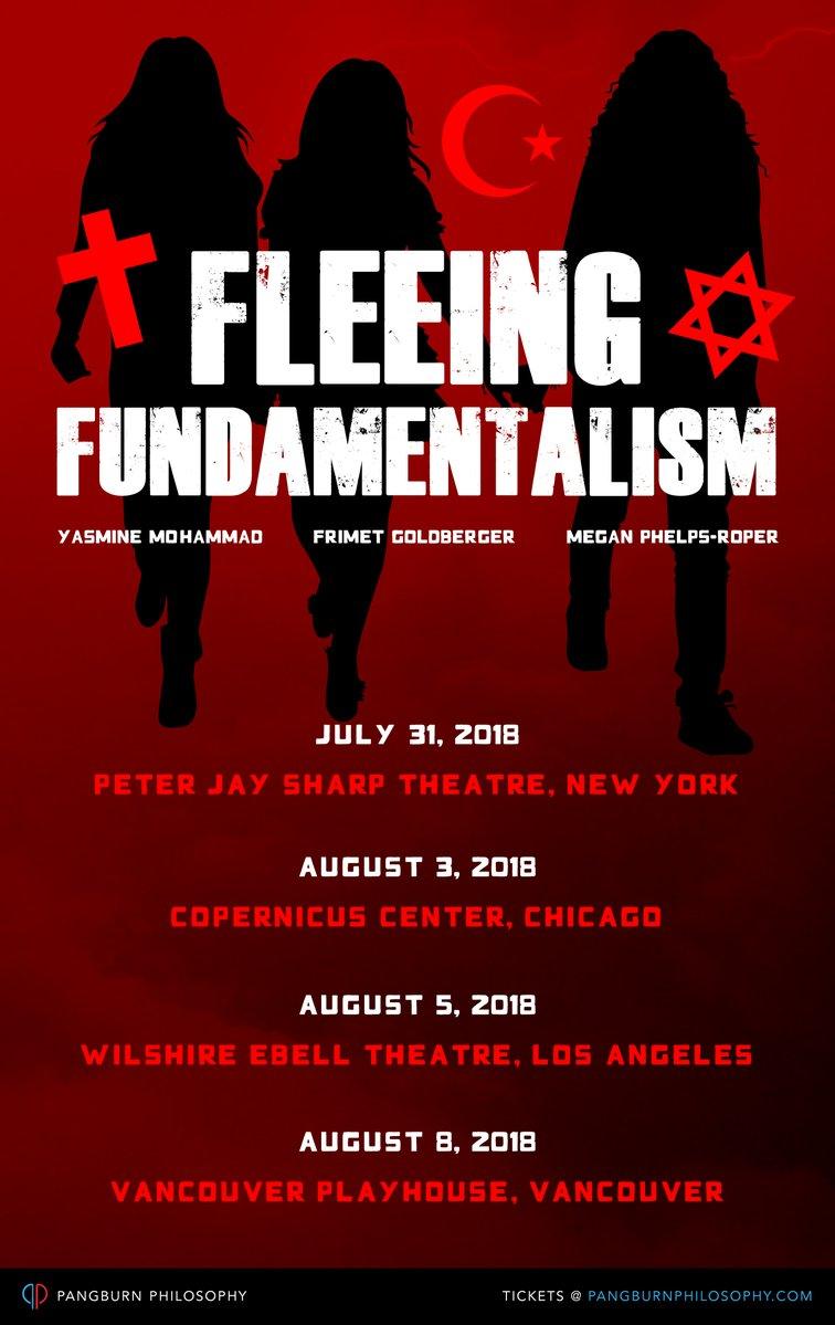 Fleeing Fundamentalism