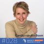 Artwork for #028 Camilla van den Boom, TU/e, TIAS, Sturrm - Met deze strategie is jouw organisatie klaar voor de toekomst!