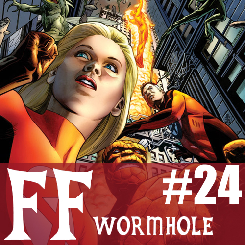 Cultural Wormhole Presents: FF Wormhole Episode 24