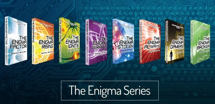 The Enigma Series Techno Thriller
