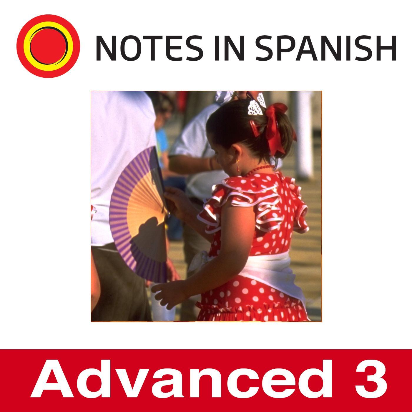NIS Advanced S3 - 07 - El Triangulo del Drama