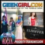 Artwork for Priority Transmission #8: GeekGirlCon Interview Spectacular
