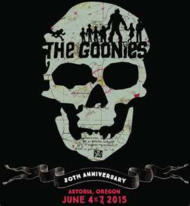 Stumbling towards adulthood-Goonies Day!