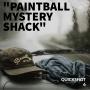 """Artwork for Quickshot 6: """"Paintball Mystery Shack"""""""