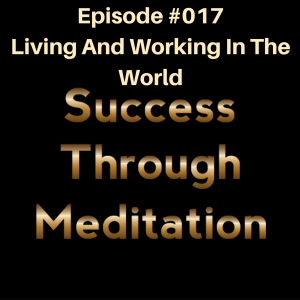 Episode #017 - Living and Working in the World