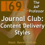 Artwork for Content Delivery Style: Journal Club | TAPP 69