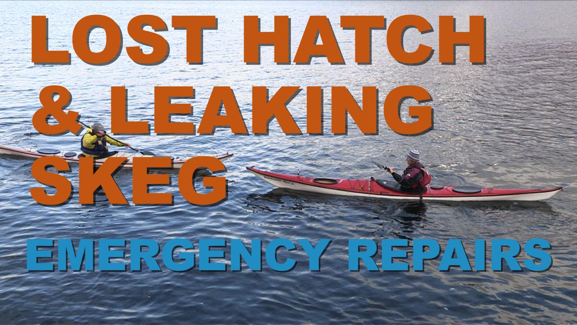 Artwork for Lost Hatch & Leaking Skeg Repair