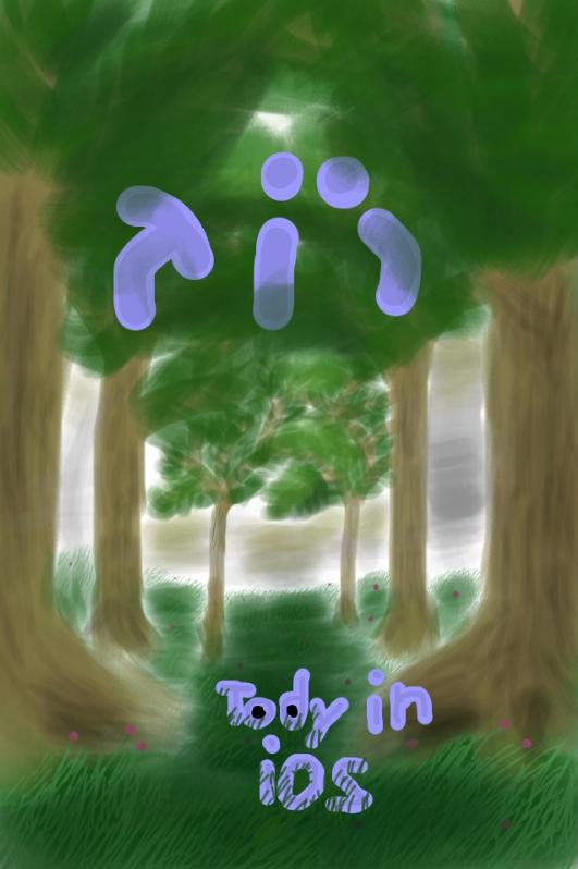 iOS Artwork - iTem 0186