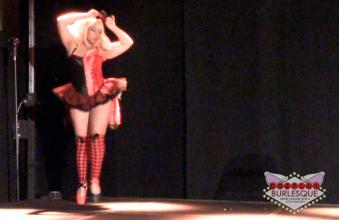 122 - Melodic Suki as Harley Quinn