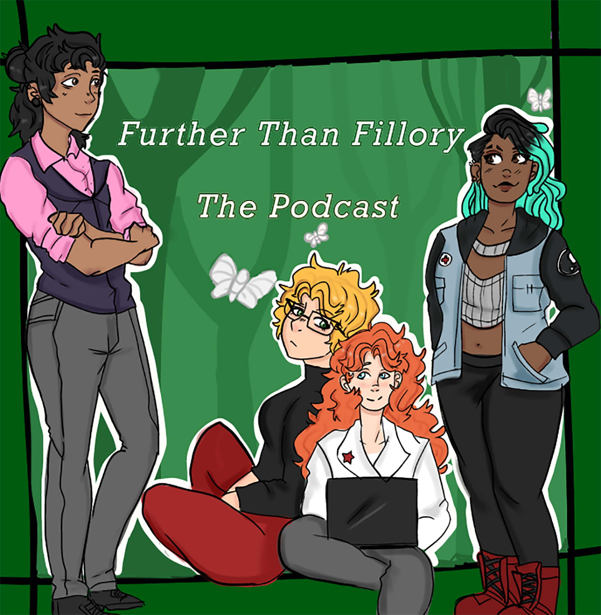 Further Than Fillory: The Podcast show image