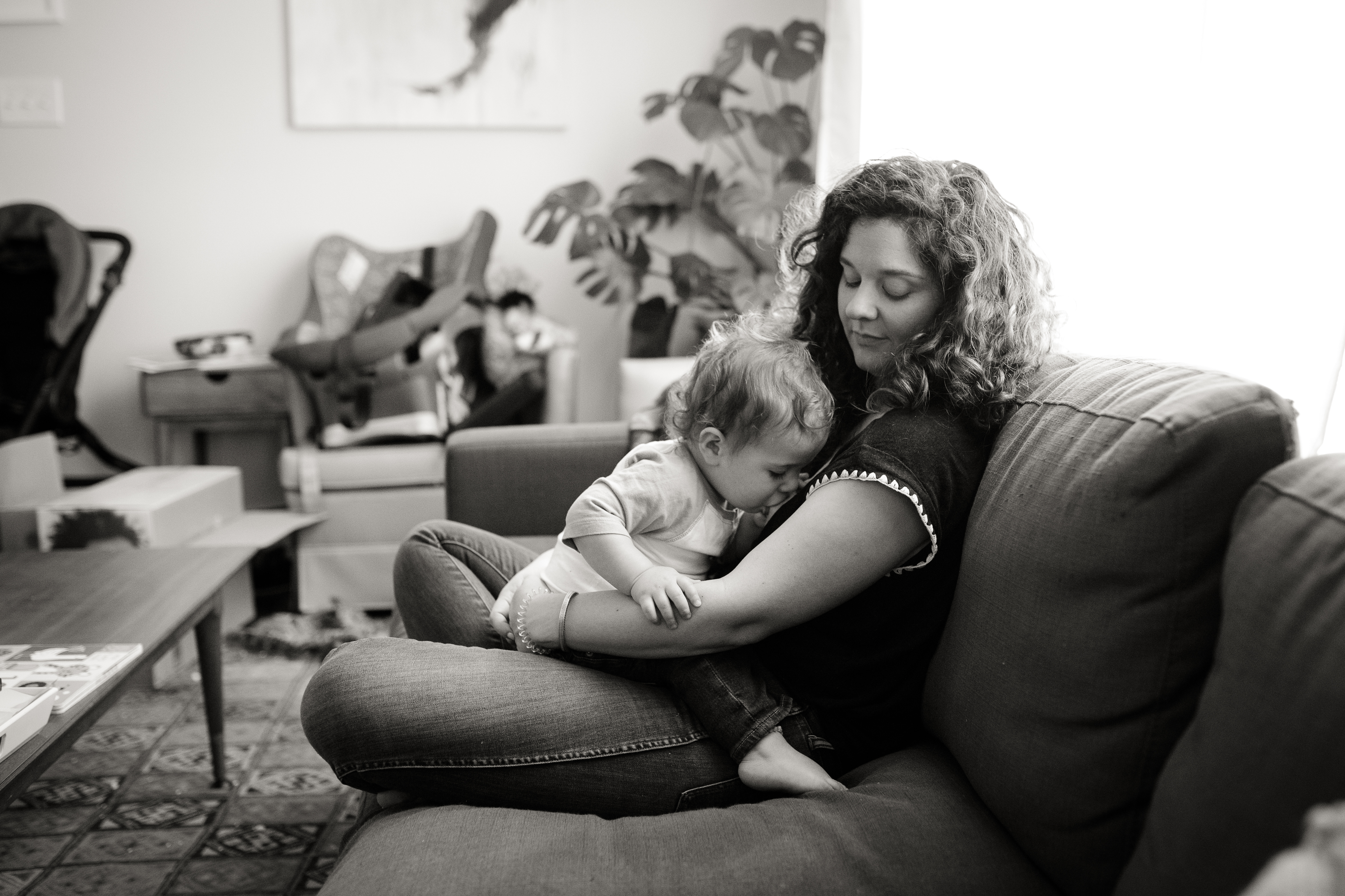 #2 : A Very Positive Postpartum Story with Carrie Murphy, Birth Doula, Writer and Mother