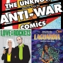 Artwork for Episode 305: Reviews of The Unknown Anti-War Comics, Love and Rockets IV #6, and LaGuardia #1 & #2
