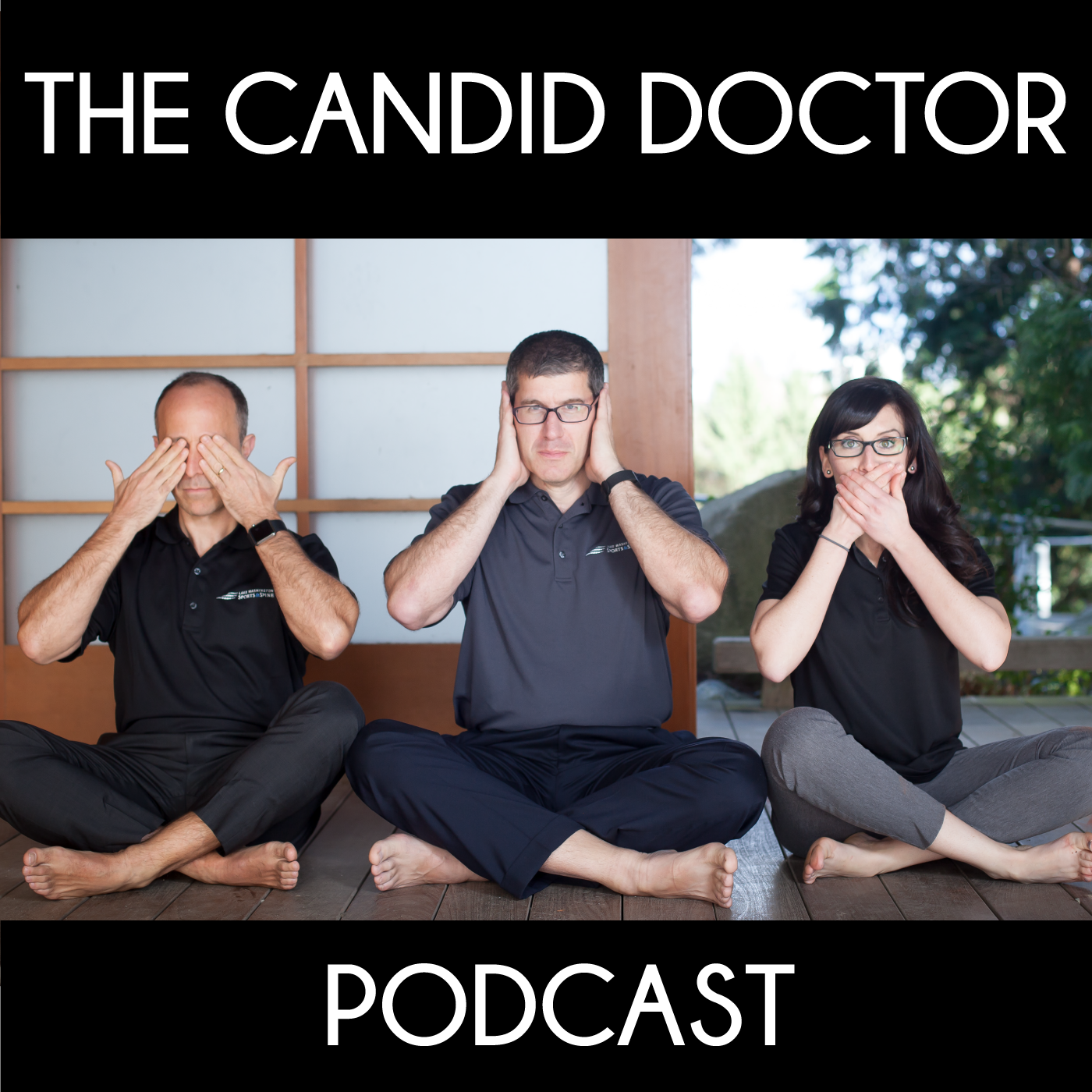 The Candid Doctor Podcast show art