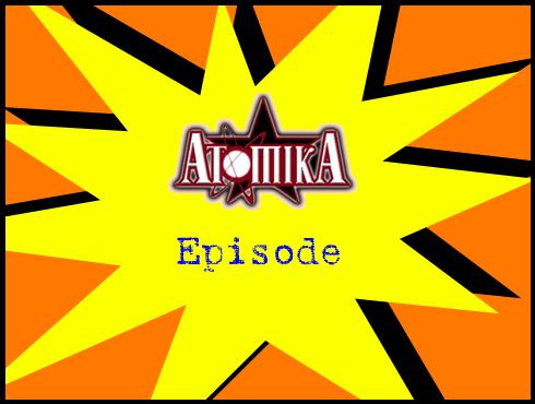 Cammy's Comic Corner - Atomika
