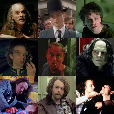 The Many Facets of Brad Dourif