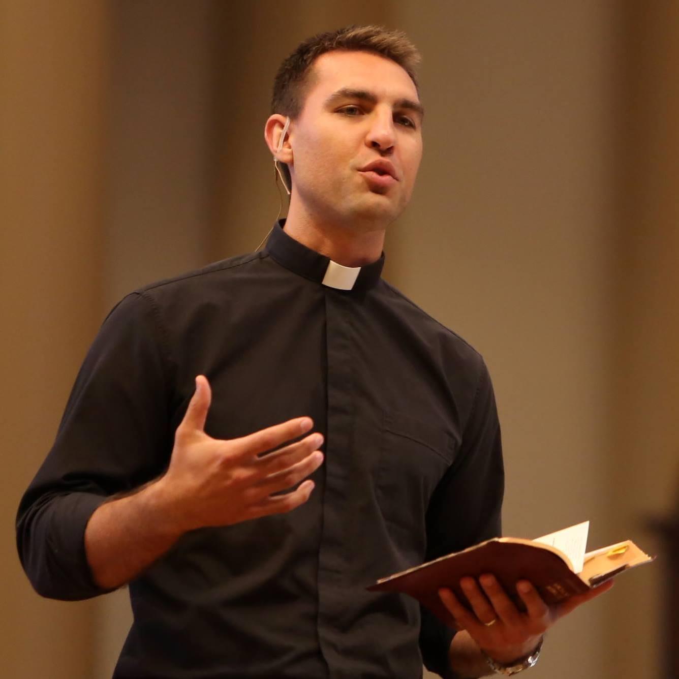 Your Faith with Fr. Chris Stanish show art