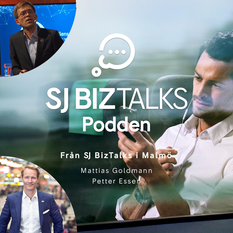 27. Från SJ Biztalks Event i Malmö 21oktober Del 1