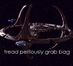 Tread Perilously Grab Bag: Star Trek DS9 - Meridian