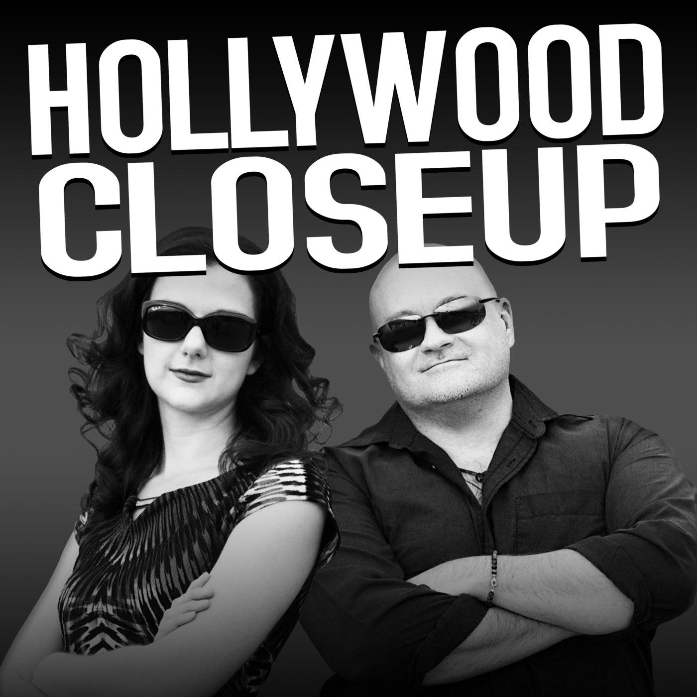 Hollywood Close-Up show art