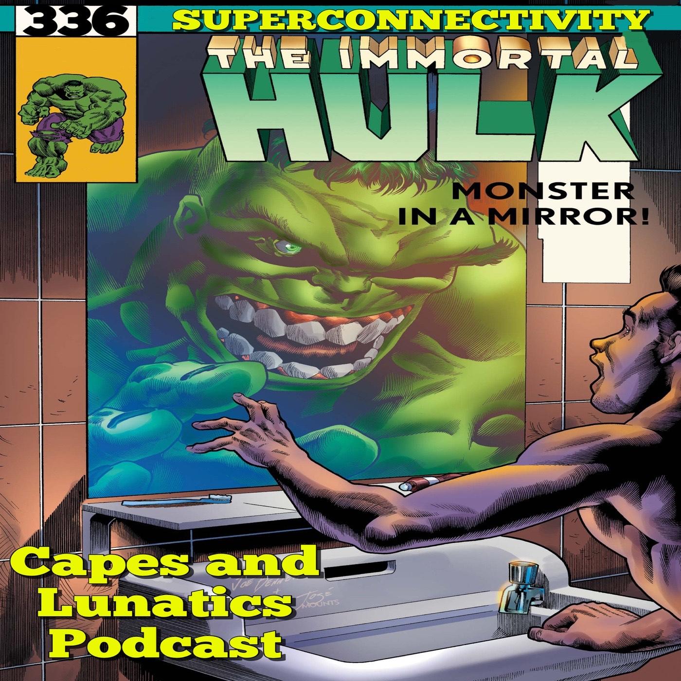 Immortal Hulk #45, Avengers #44