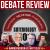 Debate Review with Warren McGrew show art