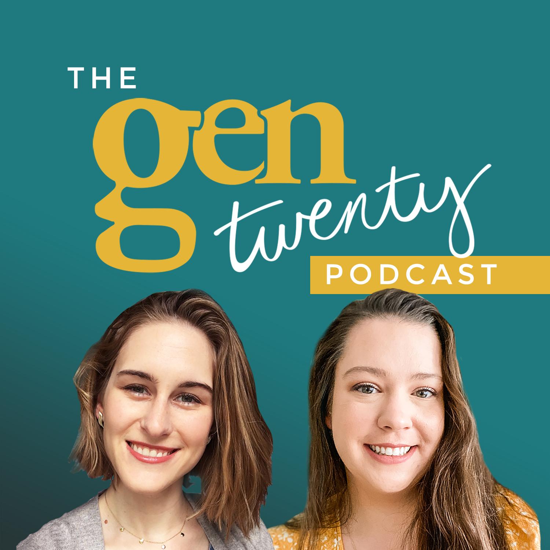The GenTwenty Podcast show art