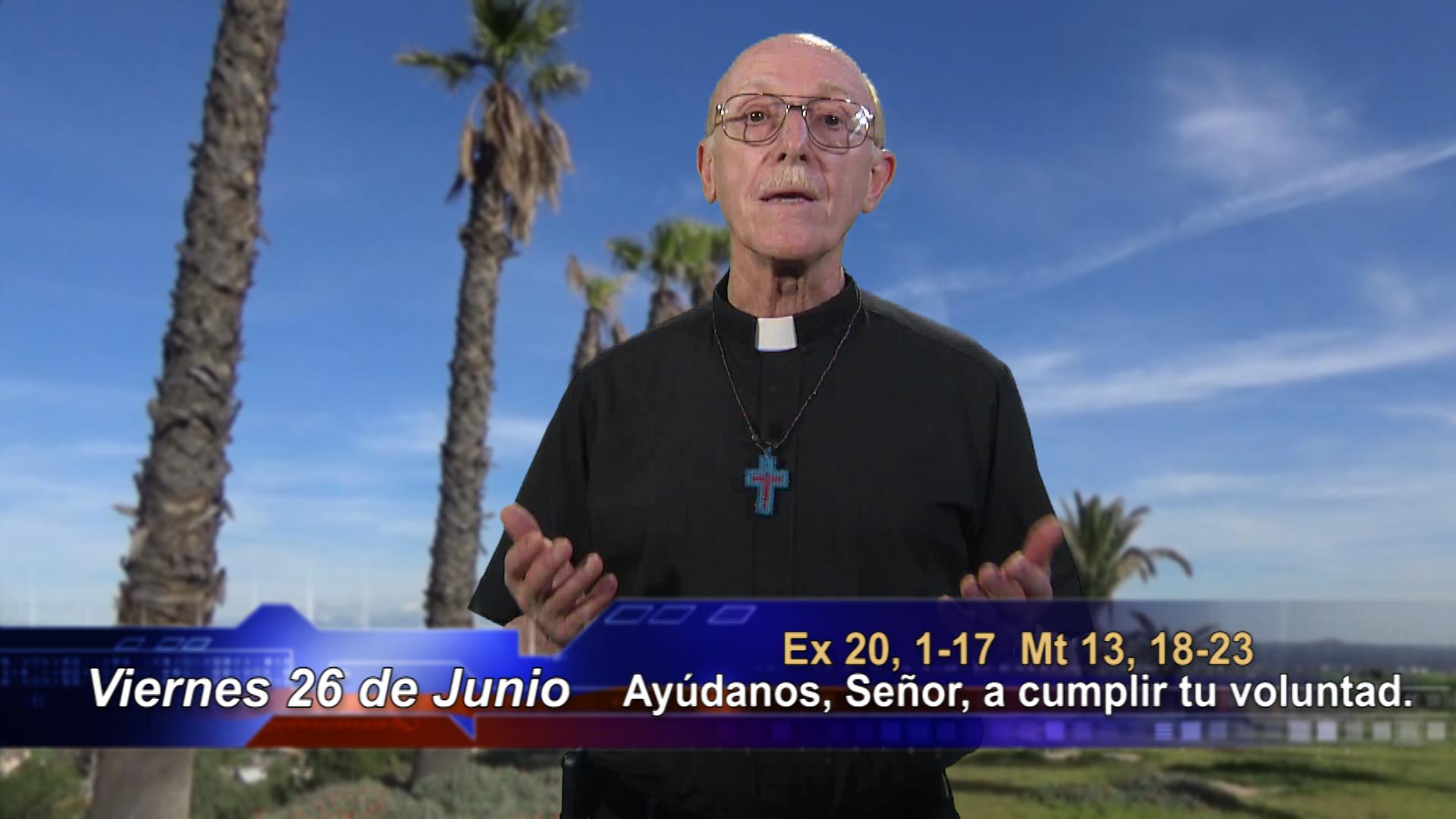 Artwork for Dios te Habla con Fr. Lenny de Pasquale; El tema: Ayúdanos, Señor, a cumplir tu voluntad.