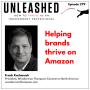 Artwork for 279. Frank Kochenash of Wunderman Thompson on helping brands thrive on Amazon