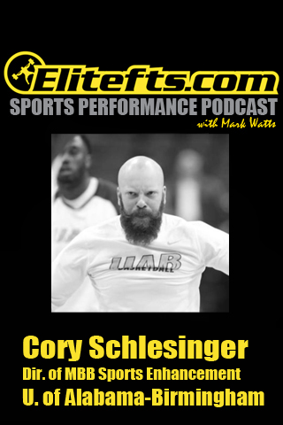 Elitefts SPP: Cory Schlesinger Interview