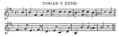 Toriad y Dydd