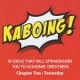 Artwork for Kaboing! Chapter Ten | Yesterday | Chuback Education