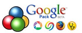 El paquete de Google