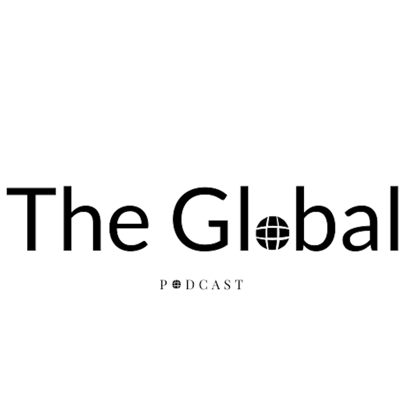 The Global Podcast show art