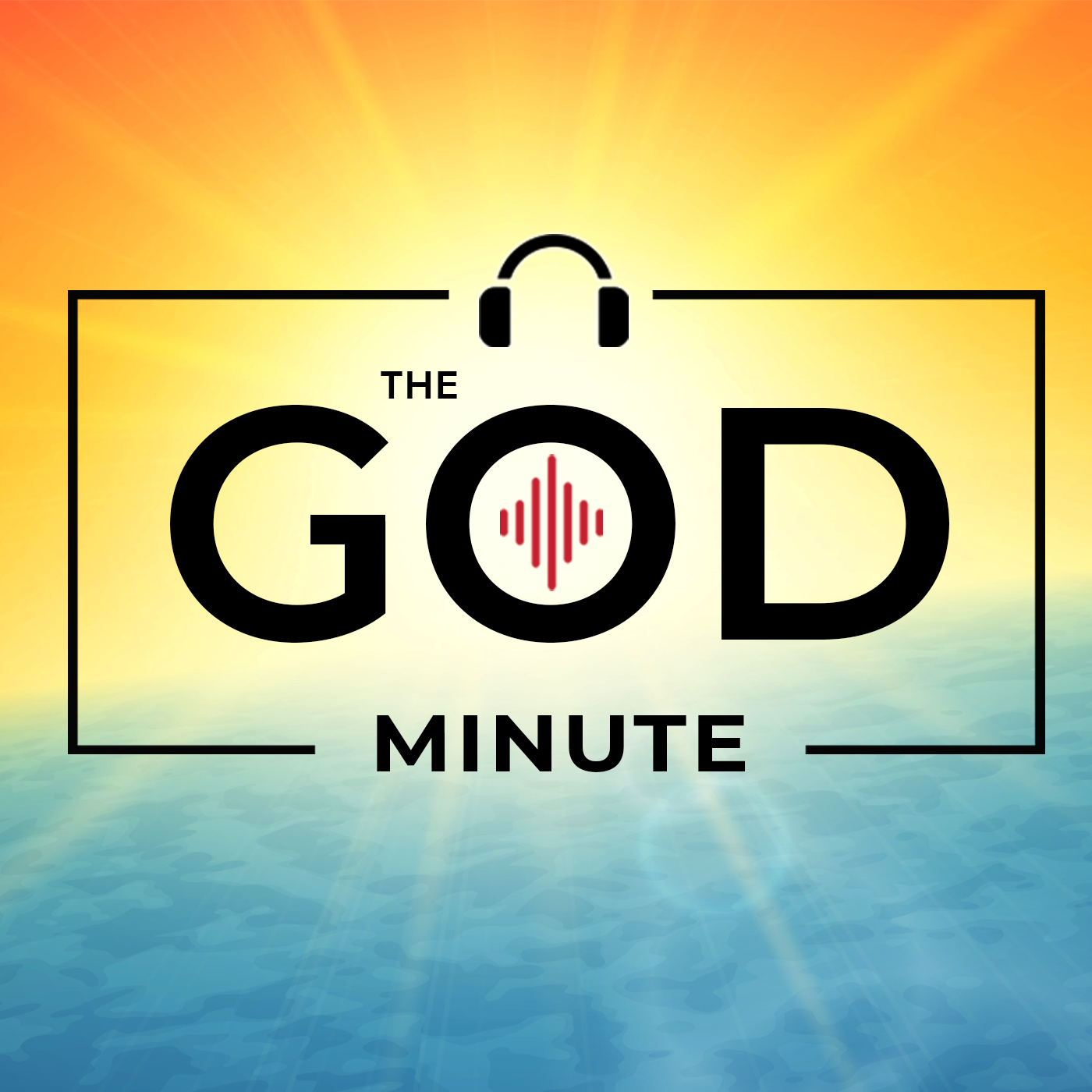 The God Minute show art