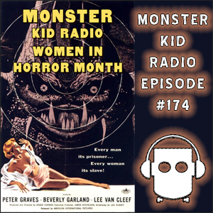Monster Kid Radio - 2/5/15 - Tracey Morris and It Conquered the World