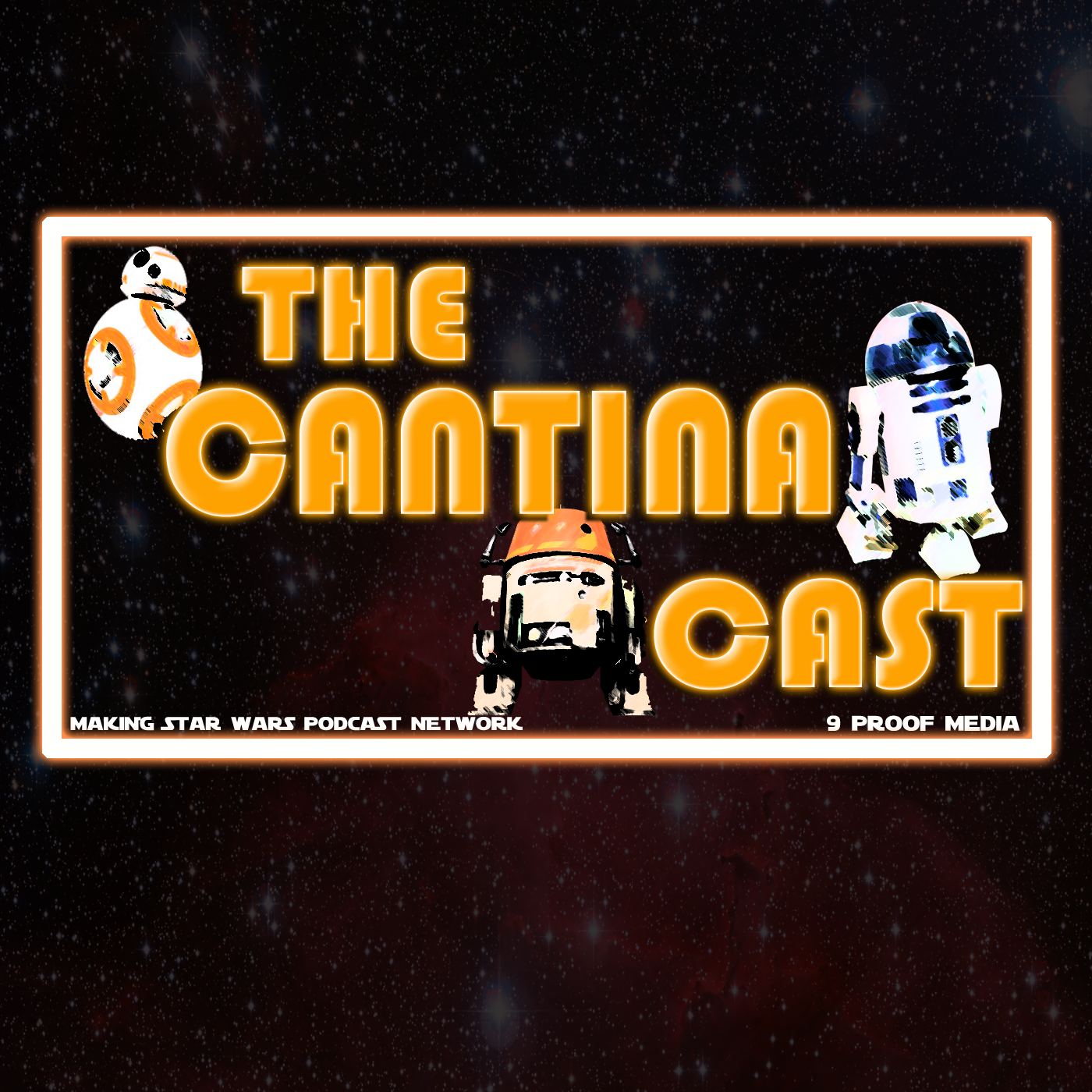 The Cantina Cast: Star Wars VIII News, Character Dissections and Scene Analysis logo