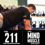 Artwork for Ep 211 - Hacking Fitness & Strength with Blood Flow Restriction Training with Nick Rolnick