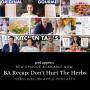 Artwork for BA Recap: Don't Hurt the Herbs