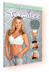 Tamilee Webb Has A New Exercise DVD Tight on Time Body Blast Plus Web Only Ab DVDs