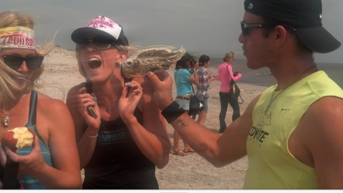 Ashley Walsh and Jimmy Dean Freeman:  BADWATER: Salton Sea Report