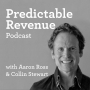 Artwork for 058: The many lives of Predictable Revenue: How Andres Muguira uses Predictable Revenue methodologies to improve the performance of his Marketing and Customer Success departments (...and his sales team)