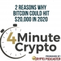 Artwork for 2 Reasons Why Bitcoin May Hit $20,000 in 2020