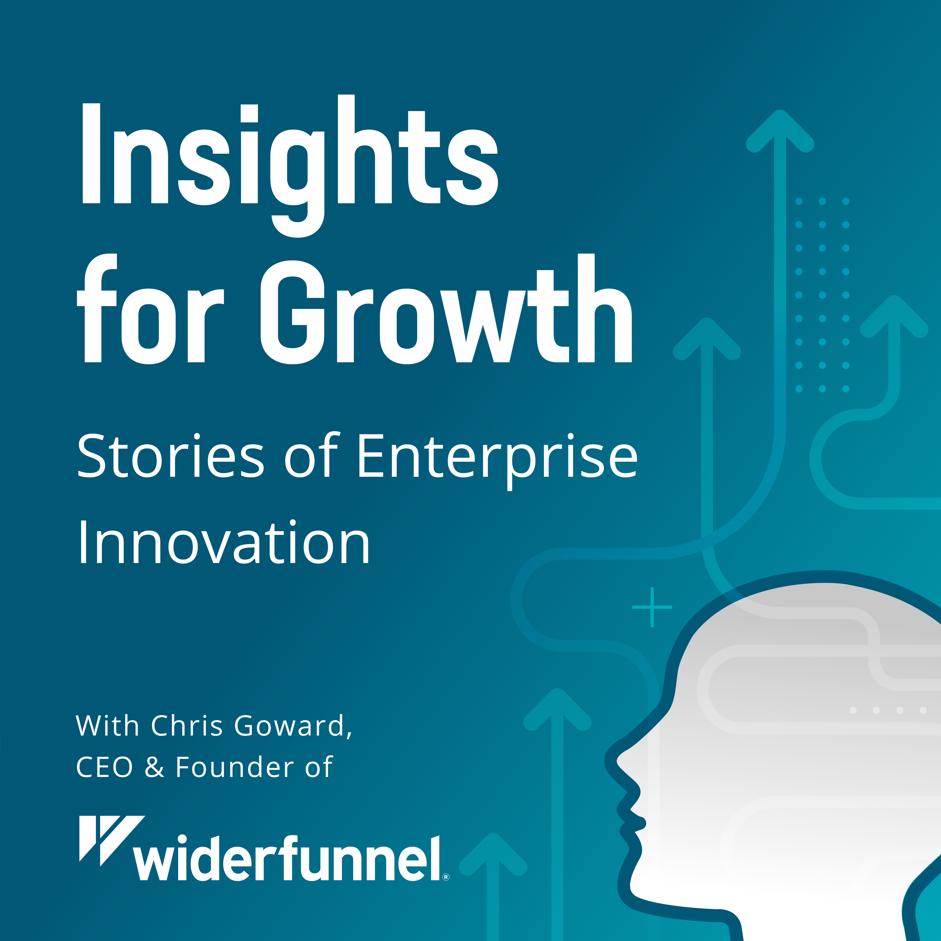 Ep: 9 // Chuck House, InnovaScapes Institute // Empowering innovators & leading change
