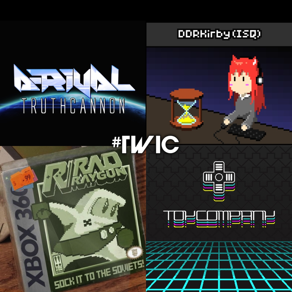TWiC 008: FantomenK, A_Rival, DDRKirby(ISQ)