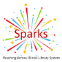 Artwork for Sparks Podcast - Episode 22 - Annie Bostrom, Booklist