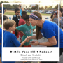Artwork for #113 - Kara Lubin Founder of The 100 Mile Club Inspiring Kids to Get Active since 1992